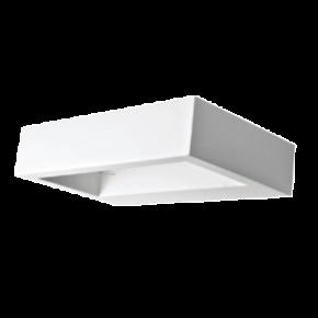 VK LED Φωτιστικό Τοίχου 5W VK09064 Γύψινο Λευκό