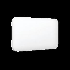 VK LED Φωτιστικό Τοίχου 8W VK09015 Γύψινο Λευκό