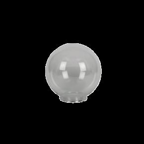 VK LED Κήπου 60W E27 IP54 Μπάλα Διάφανη D300