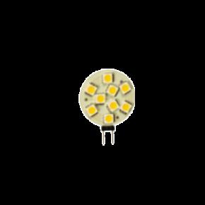 VK LED Λάμπα 1.8W G4 Plastic IP20 12V SMD