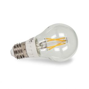 VK LED Λάμπα 5W E27 Filament Dimmable