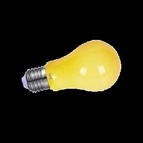 VK LED Λάμπα 7W E27 Classic IP20 Αντικουνουπική