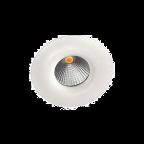 VK LED Spot 10W VK04123 Χωνευτό Στρογγυλό IP20