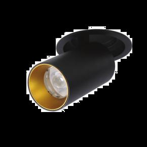 VK LED Spot 12W VK04185 Χωνευτό Στρογγυλό Κινητό IP20