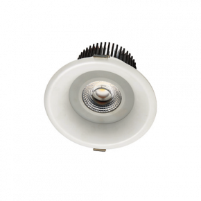VK LED Spot 30W Downlight Στρογγυλό Χωνευτό IP65