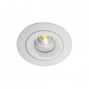VK LED Spot 30W Στρογγυλό Χωνευτό Κινητό IP20