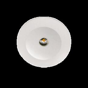 VK LED Spot 3W Στρογγυλό Χωνευτό Mini IP20