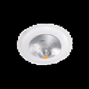 VK LED Spot 50W Downlight Στρογγυλό Χωνευτό COB IP20