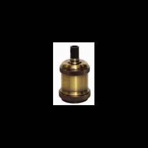 VK Ντουί Αλουμινίου Ε27 Antique Brass