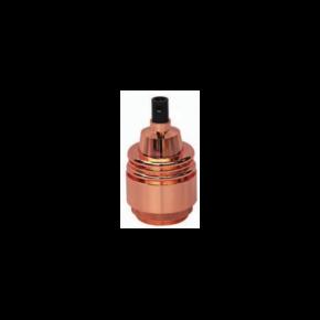 VK Ντουί Αλουμινίου Ε27 Pink Copper VK03052