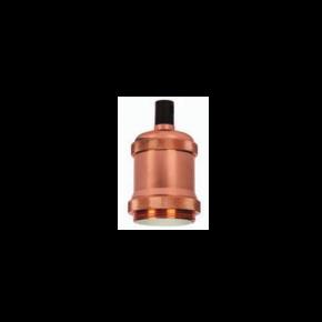 VK Ντουί Αλουμινίου Ε27 Pink Copper