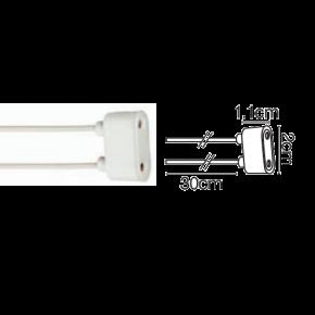 VK Ντουί Επιφάνειας G13 Κρυφού Φωτισμού με Καλώδιο 30cm
