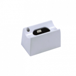 VK Ντουί Linestra No6 S14d Lampholder Single Λευκό