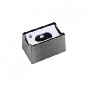 VK Ντουί Linestra No6 S14d Lampholder Single Νικέλ Ματ