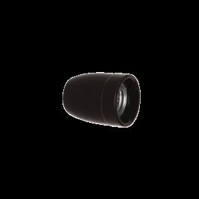 VK Ντουί Πορσελάνης E27 IP20 Black