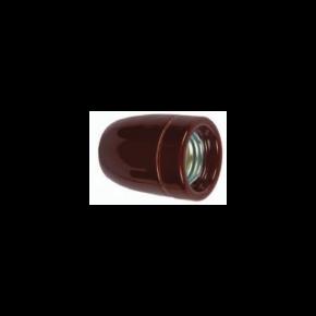 VK Ντουί Πορσελάνης E27 IP20 Brown
