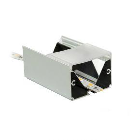VK Προφίλ Αλουμινίου H1 για Ταινίες LED