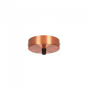 VK Ροζέτα Οροφής Μεταλλική Antique Copper