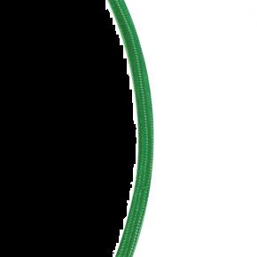 VK Υφασμάτινο Καλώδιο Στρογγυλό 2x0.75 Green