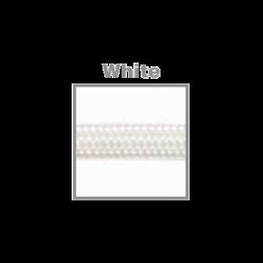 VK Υφασμάτινο Καλώδιο Στρογγυλό 3x0.75 ø0.68cm White