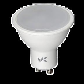 VK LED Spot 6W GU10 MR16 IP20