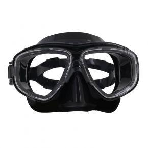 Wave Μάσκα Σιλικόνης M-1320 Mαύρη