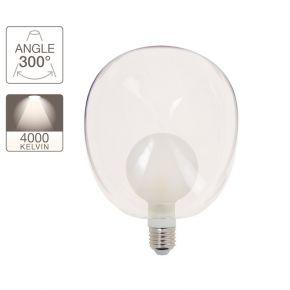 Xanlite LED Λάμπα 2W E27 ή G9 G. In G. Regular SMD