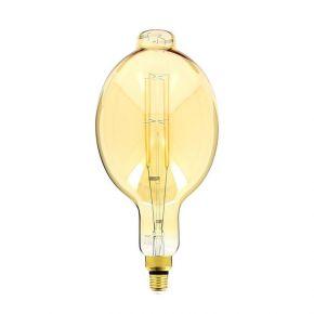 Xanlite LED Λάμπα BT180 8W E27 Vintage Filament Dimmable