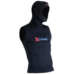 XDive Γιλέκο 3mm Με Κουκούλα