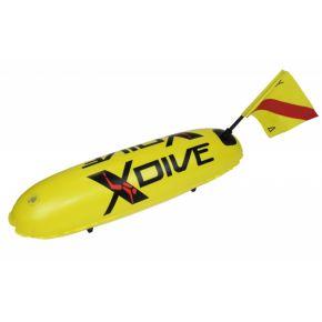 XDive Σημαδούρα PVC Κίτρινη