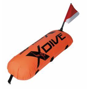 XDive Σημαδούρα PVC Με Κάλυμμα Νnylon