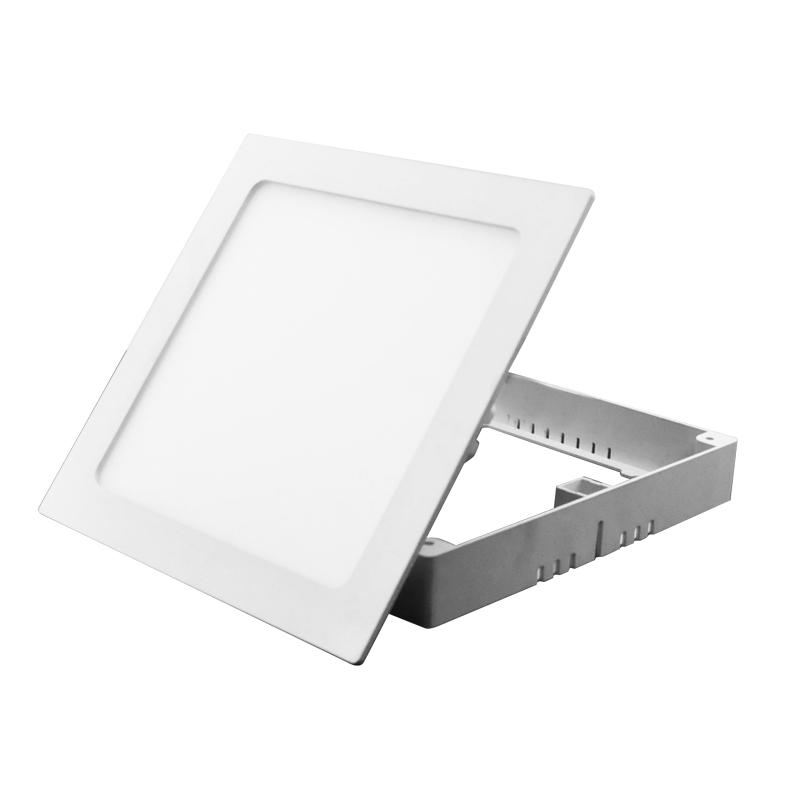 Dio Τετράγωνο LED Panel 8W Epistar