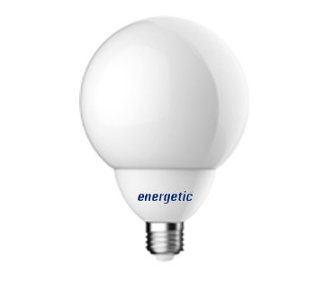 Energetic LED Λάμπα 9.5W G120 E27