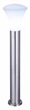 Ferrara Φωτιστικό Κολωνάκι 60W Max E27 IP44