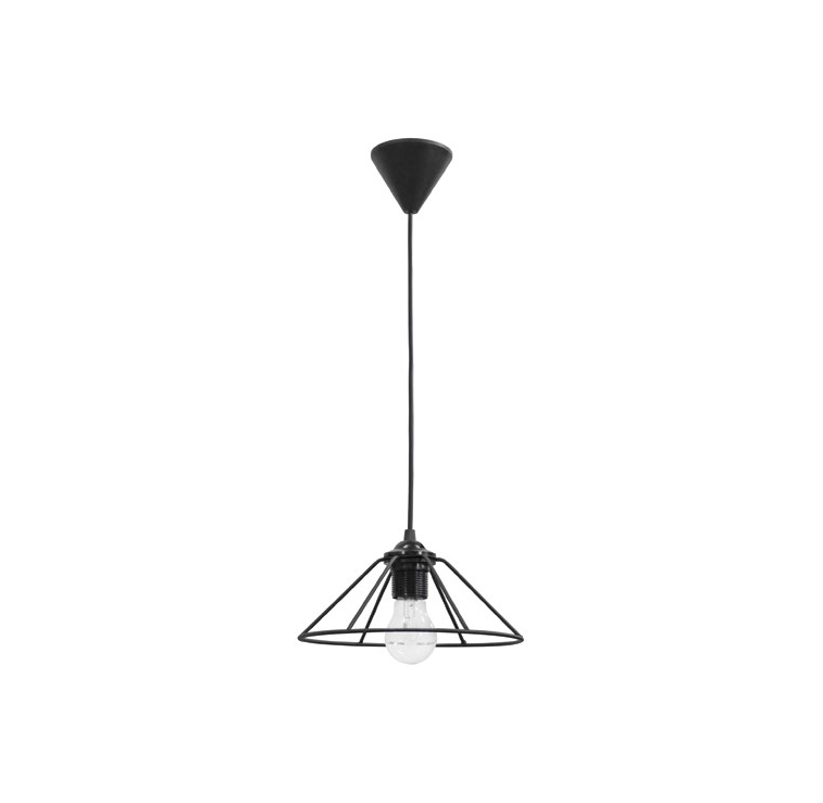 Heronia Κρεμαστό Φωτιστικό E27 FUN-350/18 1L