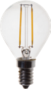 Eurolamp LED Λάμπα Filament 4W E14 G45