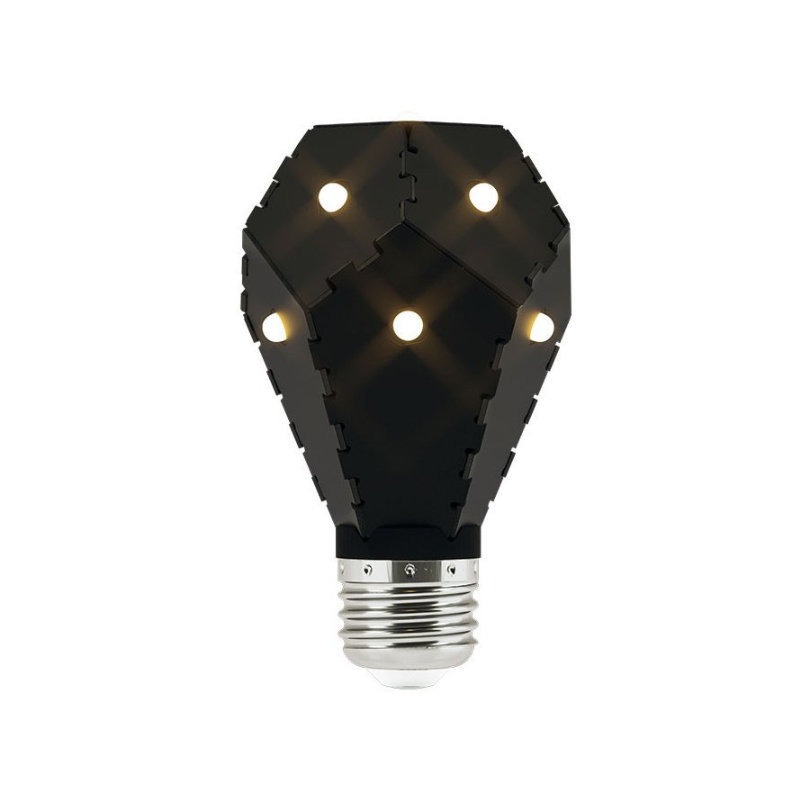 Nanoleaf Smart Ivy LED Λάμπα 7.5W E27 Dimmable