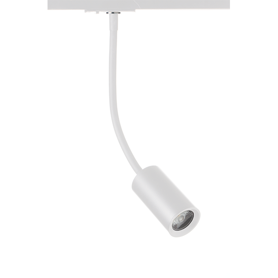 ACA LED Track Light 10W Μονοφασικό