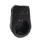 Eurolamp Αντάπτορας Ασφάλειας Σούκο 16A 250V 3680W Nylon