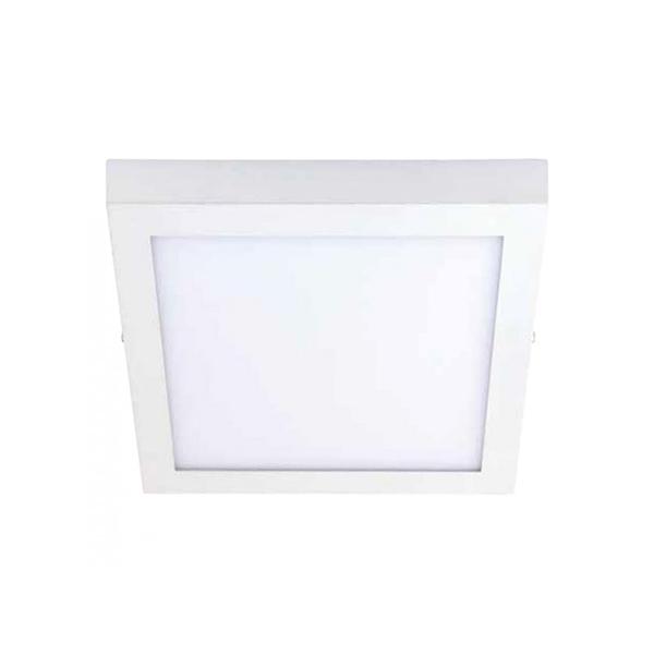 SL Τετράγωνο LED Panel 6W Surface Mounted