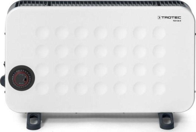Trotec Θερμοπομπός Turbo TCH26E 2000W Λευκός