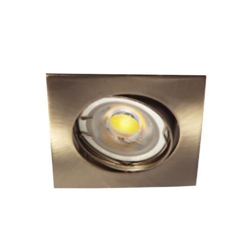 VK Spot Στρογγυλό Κινητό Αλουμινίου GU5.3 83mm IP20