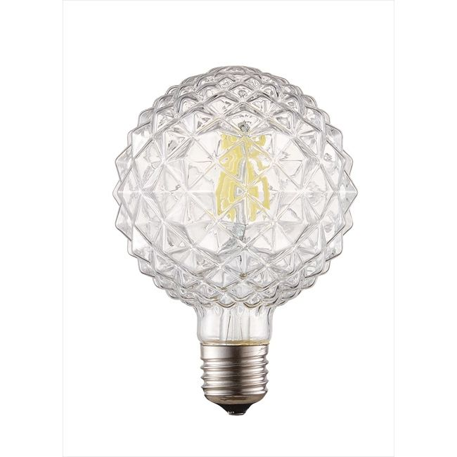 Dio LED Διακοσμητική Λάμπα 6W E27 Ziv Clear Dimmable